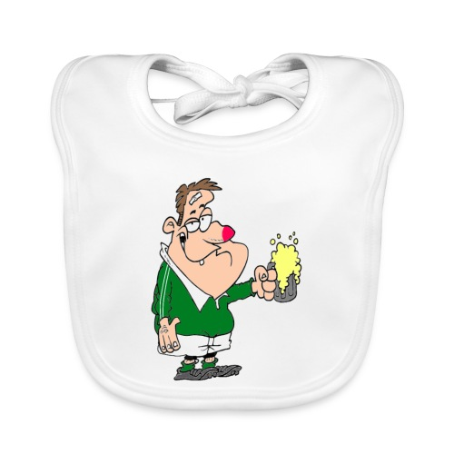 I COULD HAVE PLAYED FOR IRELAND ONLY FOR BOOZE - Baby Organic Bib