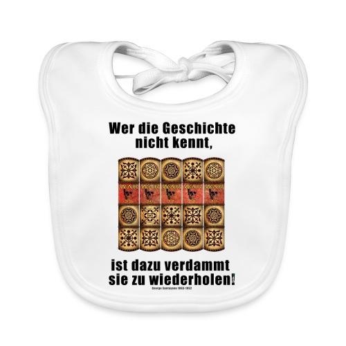 71_Geschichte_ - Baby Bio-Lätzchen