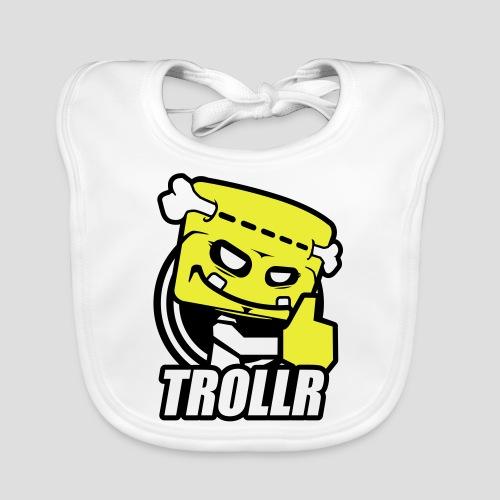 TROLLR Like - Bavoir bio Bébé