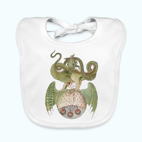 Middle Ages Dragon - Baby Organic Bib