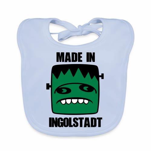 Fonster made in Ingolstadt - Baby Bio-Lätzchen