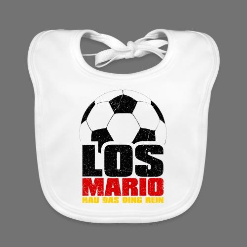 Fodbold - Go Mario, hau flytte ting i (4c - Baby økologisk hagesmæk