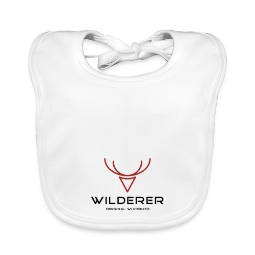 WUIDBUZZ | Wilderer | Männersache - Baby Bio-Lätzchen