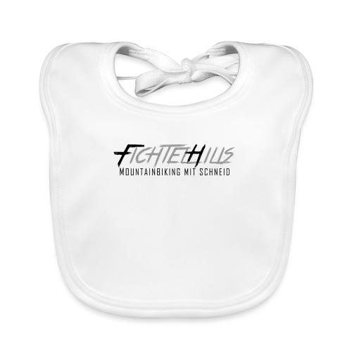 Fichtelhills MTB mit Schneid - Baby Bio-Lätzchen