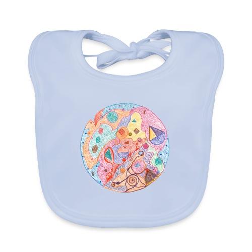 Creativity Healing originale JPG png - Bavaglino ecologico per neonato