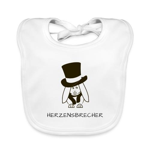 hipps herzensbrecher - Baby Bio-Lätzchen