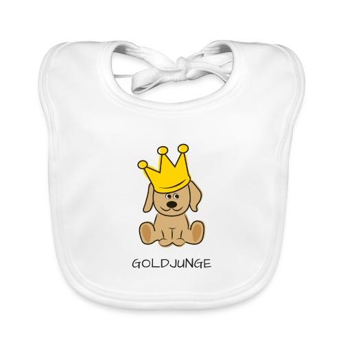 hugo goldjunge - Baby Bio-Lätzchen