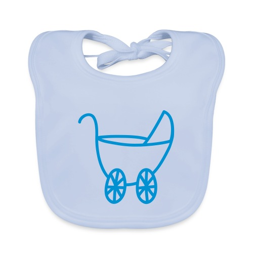 Kinderwagen - Baby Bio-Lätzchen