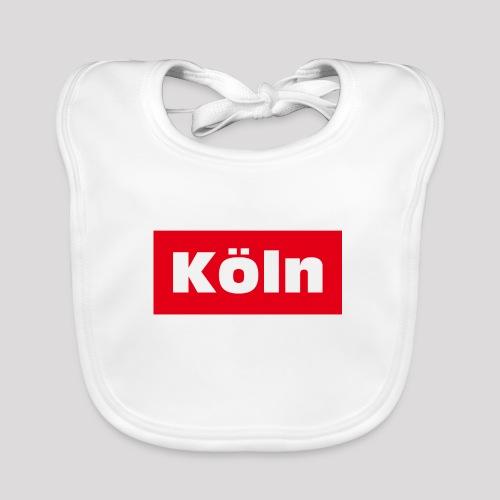 Köln - Baby Bio-Lätzchen