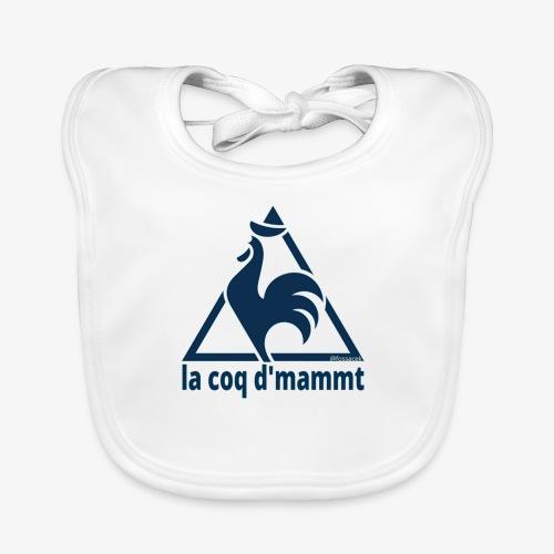 La Coq d'Mammt - Bavaglino ecologico per neonato