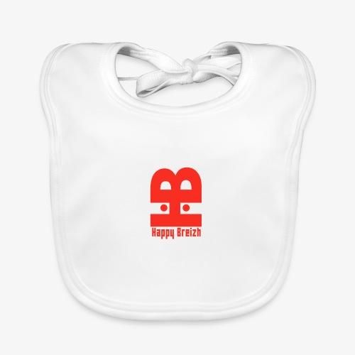 happy breizh logo - Bavoir bio Bébé