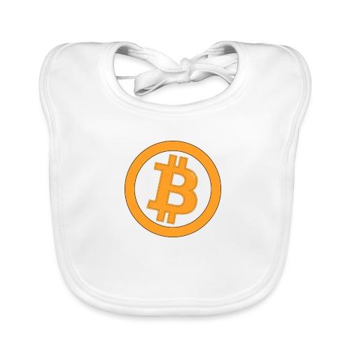 Bitcoin classique - Bavoir bio Bébé