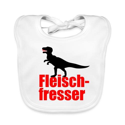 Fleischfresser - Baby Bio-Lätzchen