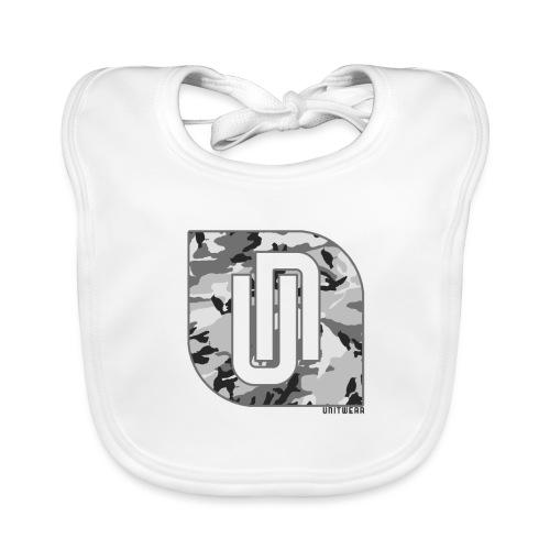 Unitwear – Camo UN Tshirt - Bio-slabbetje voor baby's