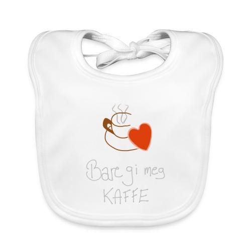 Kaffe - Økologisk babysmekke