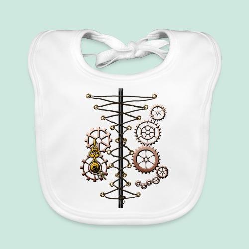 corset and cogs - Baby Organic Bib