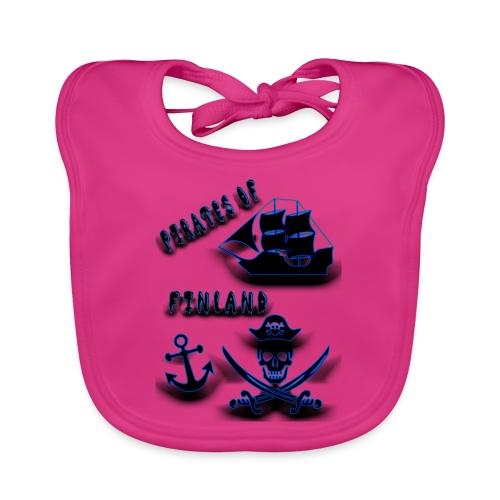 Pirates - Vauvan ruokalappu