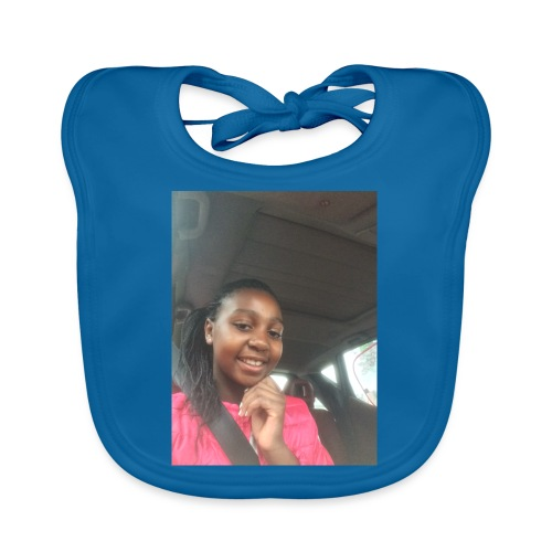 tee shirt personnalser par moi LeaFashonIndustri - Bavoir bio Bébé