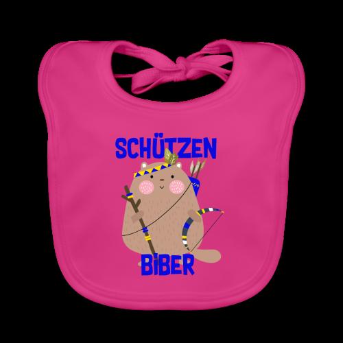 Schützenfest Biber Biberach Biberacher Schützen - Baby Bio-Lätzchen