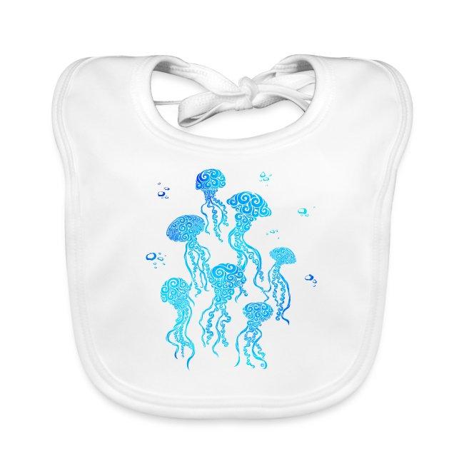 Swirly Jellyfish