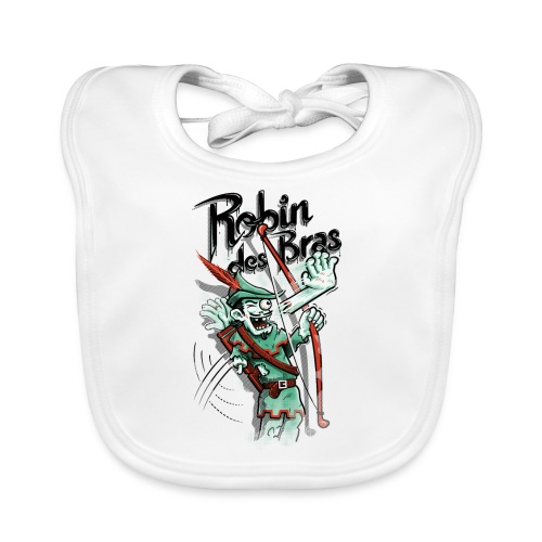 Robin des Bras - Baby Organic Bib