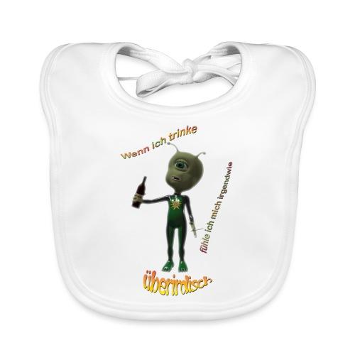 alien.png - Baby Bio-Lätzchen