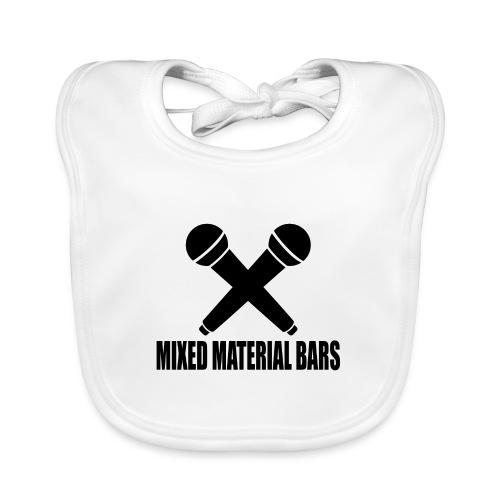 MIXED MATERIAL BARS - Baby Bio-Lätzchen