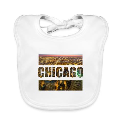 Chicago - Baby Bio-Lätzchen