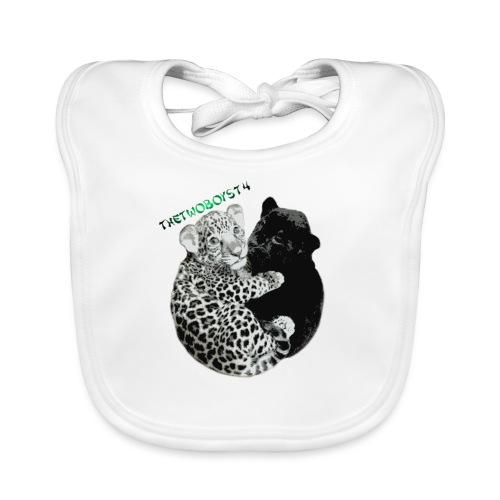 panther jaguar taske - Hagesmække af økologisk bomuld