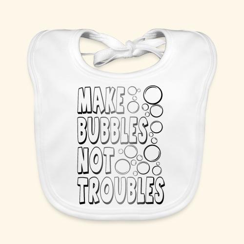 Bubbles002 - Bio-slabbetje voor baby's