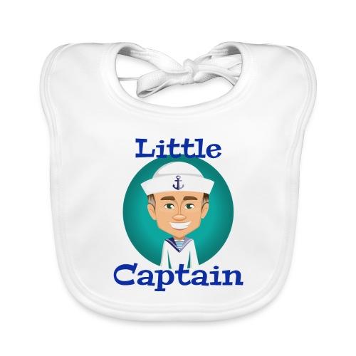 Little Captain - Baby Bio-Lätzchen