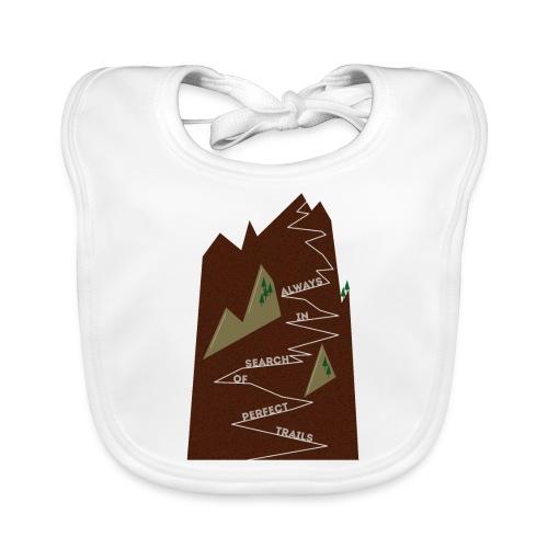Trails • Trail • Singletrail II - Baby Bio-Lätzchen