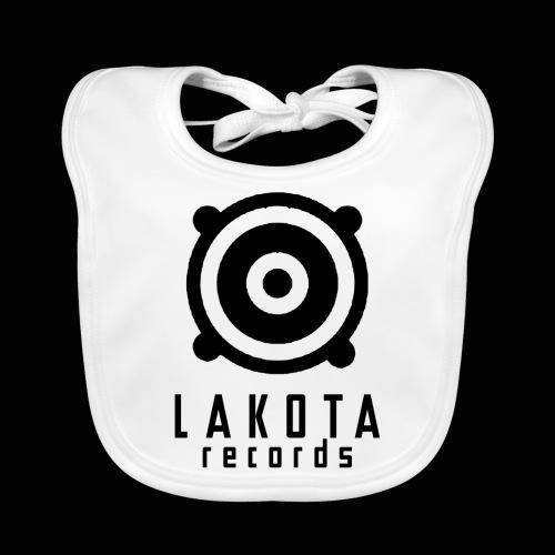LAKOTA Logo black - Baby Bio-Lätzchen