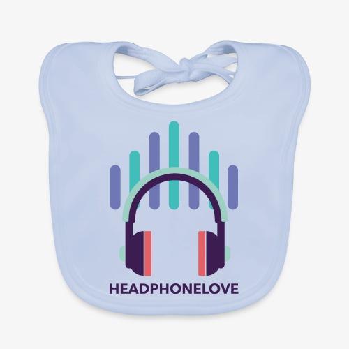headphonelove - Baby Bio-Lätzchen