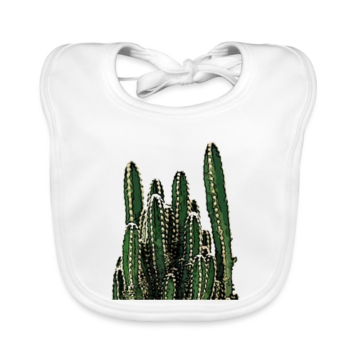BabyCute 'Cactus Dessert' by Isobel & Kristoff - Organic Baby Bibs