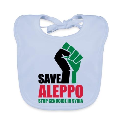 SAVE ALEPPO - Baby Organic Bib