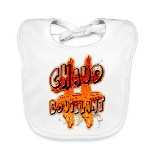 H-Tag Chaud Bouillant - Bavoir bio Bébé