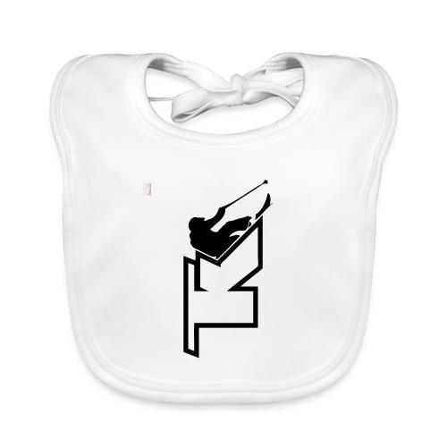 2017 TK Logo Noir sanstexte - Bavoir bio Bébé