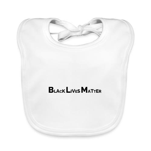 Black Lives Matter - Babero ecológico bebé