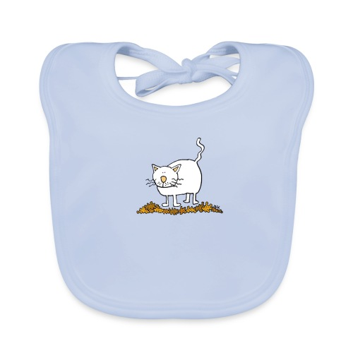 fat cat trans - Bio-slabbetje voor baby's