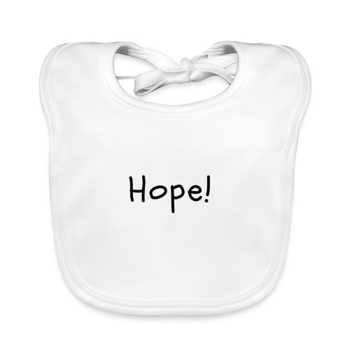 Hope - Babero ecológico bebé