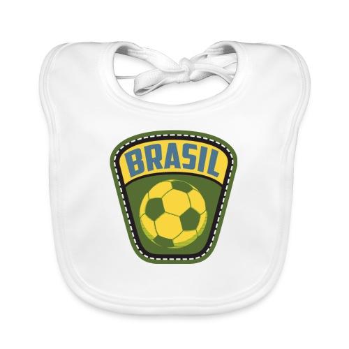 Bola Brasil - Organic Baby Bibs