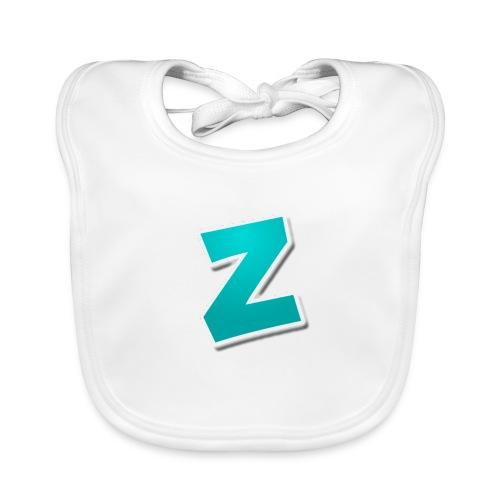 Z3RVO Logo! - Baby Organic Bib