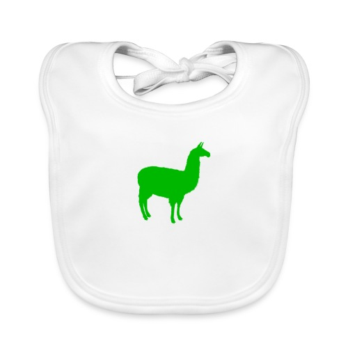 Lama - Bio-slabbetje voor baby's