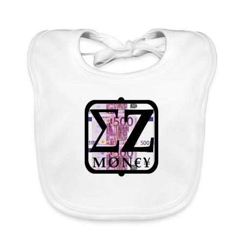 EZ MoNeY - Baby Organic Bib