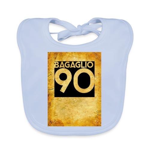 Anni 90 - Bavaglino ecologico per neonato