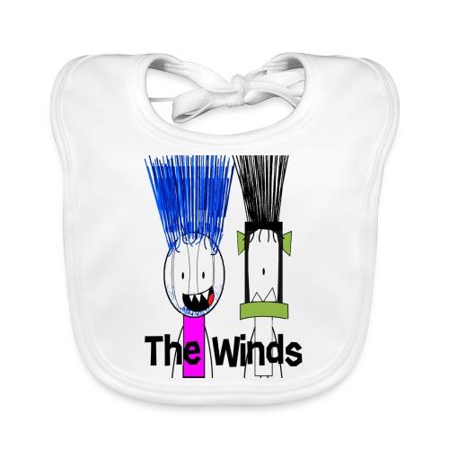The Winds - Organic Baby Bibs