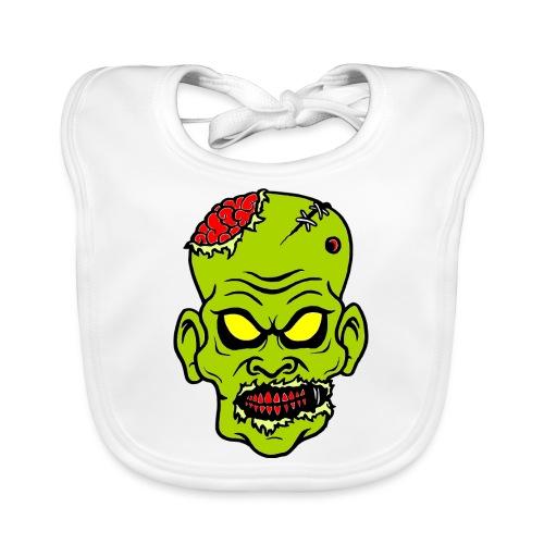 Zombie - Baby Bio-Lätzchen