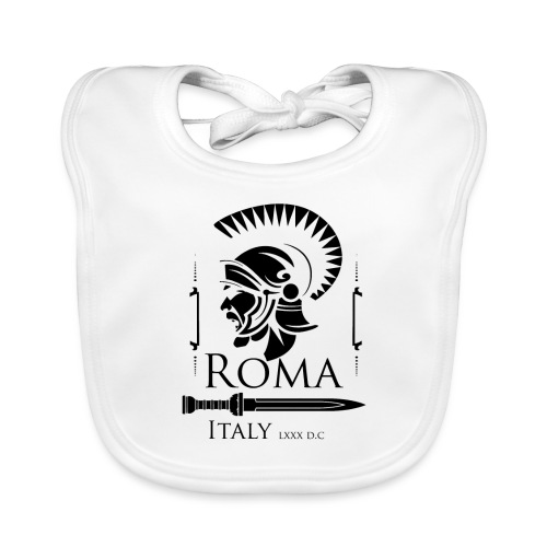 Legionario Romano con Elmetto - Bavaglino