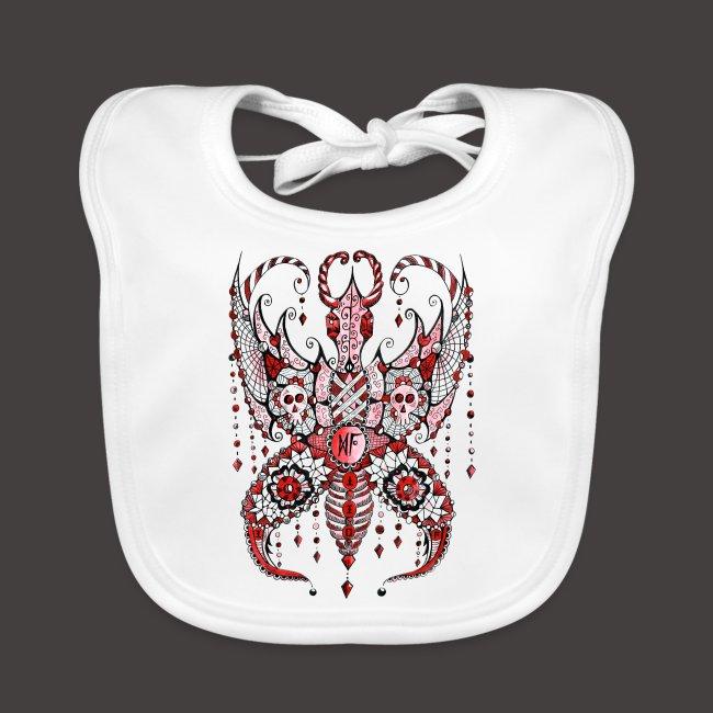 Papillon Lilou Rouge